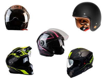 CASQUES MOTO/SCOOTER