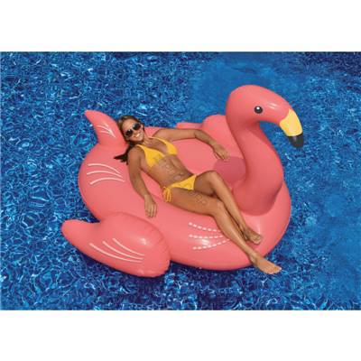FLAMANT ROSE GONFLABLE GEANT SWIMLINE INTERNATIONAL CORP