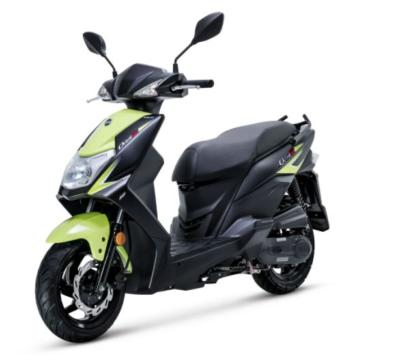 SCOOTER SYM ORBIT III 50 E5 NOIR/JAUNE