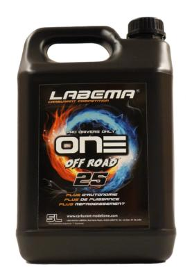 CARBURANT LABEMA VOITURE ONE OFF ROAD 5L