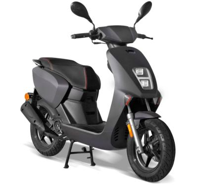 "SCOOTER TNT MOTOR HALO 4 TEMPS 50cc 12"""" NOIR E4"